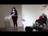 "Embedded thumbnail for  ""Snoring"" by Razan Banoora. Poetry collection launching ceremony"