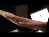 Embedded thumbnail for افتتاح معرض من غرفة الارشيف